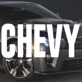 Dekaler i kategori Motor: Dekal Chevy