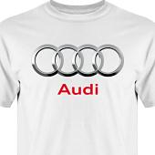 T-shirt, Hoodie i kategori Motor: Audi