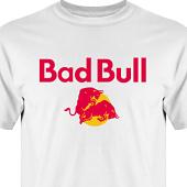 T-shirt, Hoodie i kategori Blandat: Bad Bull