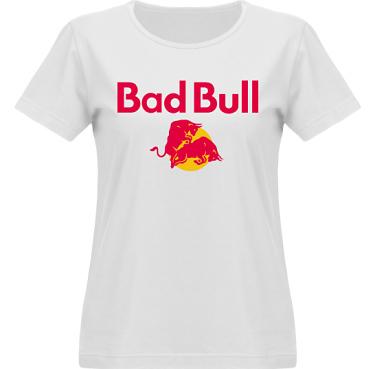 T-shirt Vapor Dam  i kategori Blandat: Bad Bull