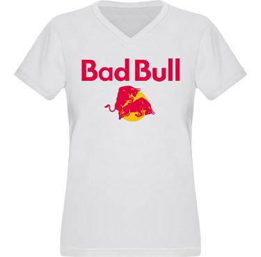 T-shirt XP522 Dam  i kategori Blandat: Bad Bull
