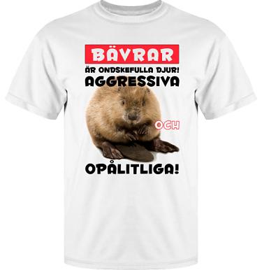 T-shirt Vapor i kategori Attityd: Evil Beaver
