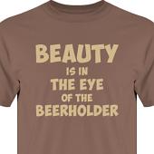 T-shirt, Hoodie i kategori Alkohol: Beerholder