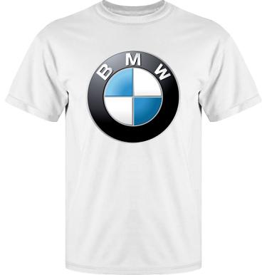 T-shirt Vapor i kategori Motor: BMW