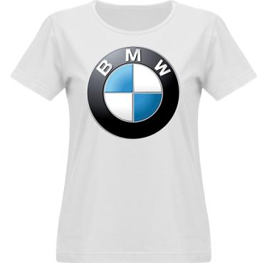 T-shirt Vapor Dam  i kategori Motor: BMW