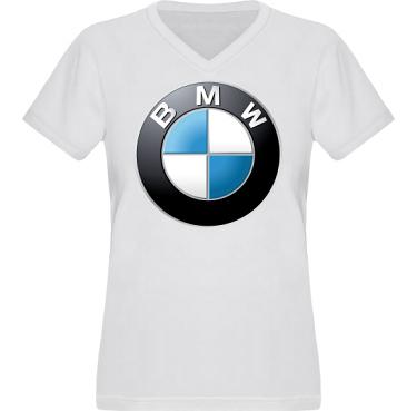 T-shirt XP522 Dam  i kategori Motor: BMW
