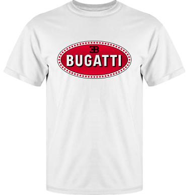 T-shirt Vapor i kategori Motor: Bugatti