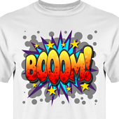 T-shirt, Hoodie i kategori Film/TV: Booom