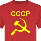T-shirt, Hoodie i kategori Blandat: CCCP