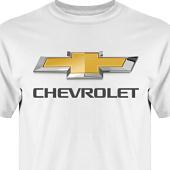 T-shirt, Hoodie i kategori Motor: Chevrolet