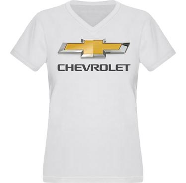 T-shirt XP522 Dam  i kategori Motor: Chevrolet