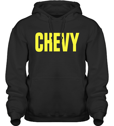 Hood HeavyBlend Svart/Gult tryck i kategori Motor: Chevy