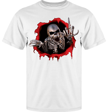 T-shirt Vapor i kategori Attityd: Breakout