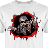 T-shirt, Hoodie i kategori Attityd: Breakout