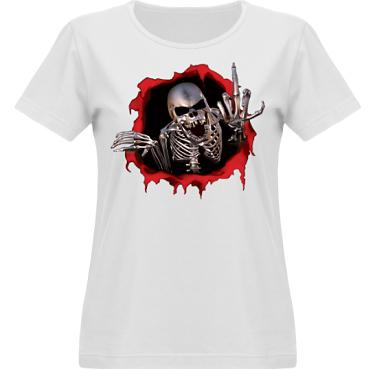 T-shirt Vapor Dam  i kategori Attityd: Breakout