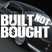Dekaler i kategori Motor: Dekal Built not bought