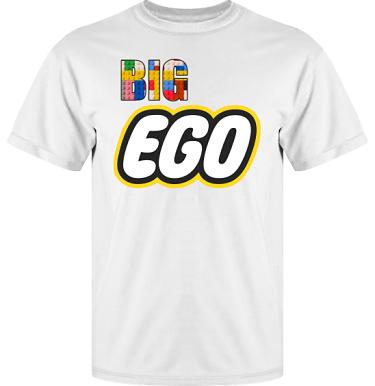 T-shirt Vapor i kategori Attityd: Ego