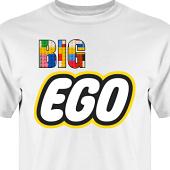 T-shirt, Hoodie i kategori Attityd: Ego