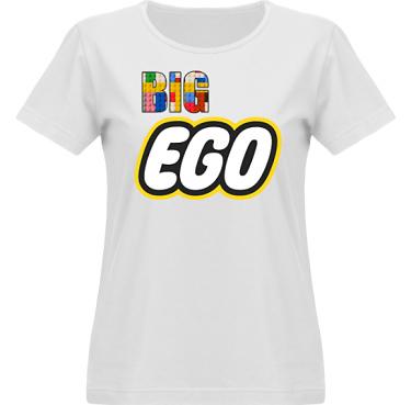 T-shirt Vapor Dam  i kategori Attityd: Ego