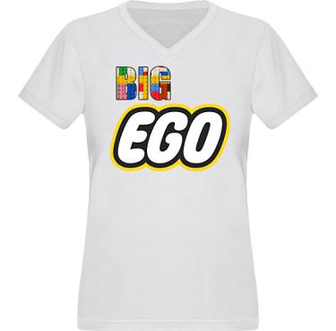 T-shirt XP522 Dam i kategori Attityd: Ego