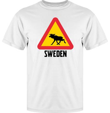 T-shirt Vapor i kategori Blandat: Swedish Elk