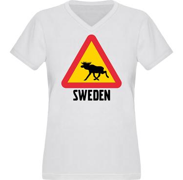 T-shirt XP522 Dam  i kategori Blandat: Swedish Elk