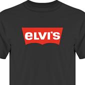 T-shirt, Hoodie i kategori Musik: Elvis
