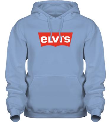 Hood HeavyBlend Himmelsblå i kategori Musik: Elvis