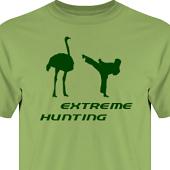 T-shirt, Hoodie i kategori Attityd: Extreme Hunting