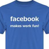 T-shirt, Hoodie i kategori Arbete: Facebook