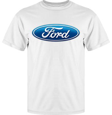 T-shirt Vapor i kategori Motor: Ford