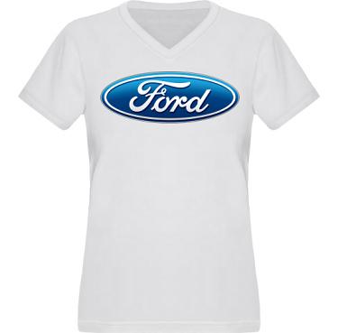 T-shirt XP522 Dam  i kategori Motor: Ford