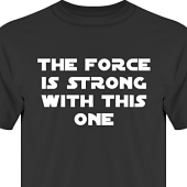 T-shirt, Hoodie i kategori Film/TV: The Force