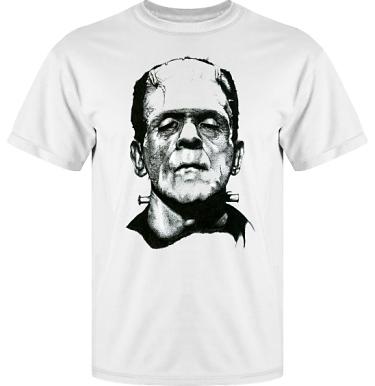 T-shirt Vapor i kategori Film/TV: Frankensteins Monster