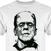 T-shirt, Hoodie i kategori Film/TV: Frankensteins Monster