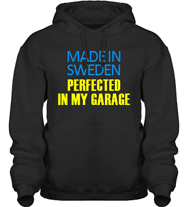 Hood HeavyBlend i kategori Motor: Perfected in my garage
