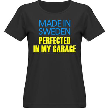 T-shirt SouthWest Dam i kategori Motor: Perfected in my garage