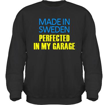 Sweatshirt HeavyBlend i kategori Motor: Perfected in my garage