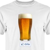 T-shirt, Hoodie i kategori Alkohol: Gilla Öl