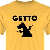 T-shirt, Hoodie i kategori Attityd: Getto