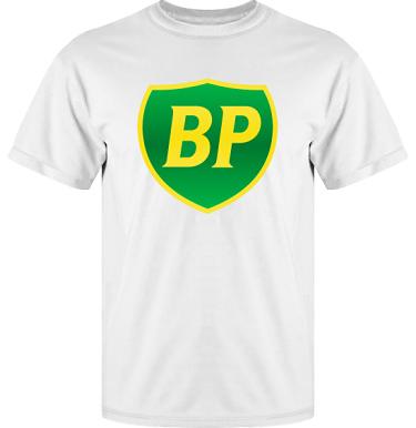 T-shirt Vapor i kategori Motor: BP