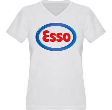 T-shirt XP522 Dam  i kategori Motor: Esso