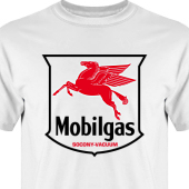 T-shirt, Hoodie i kategori Motor: Mobilgas