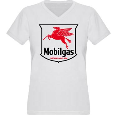 T-shirt XP522 Dam  i kategori Motor: Mobilgas