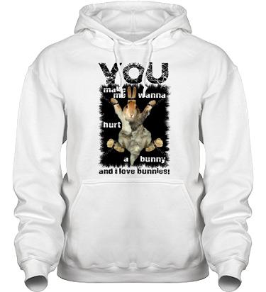 Hood Vapor i kategori Attityd: Hurt A Bunny