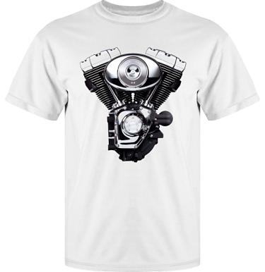 T-shirt Vapor i kategori Motor: HD Motor
