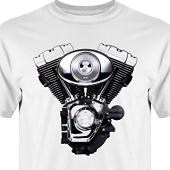 T-shirt, Hoodie i kategori Motor: HD Motor