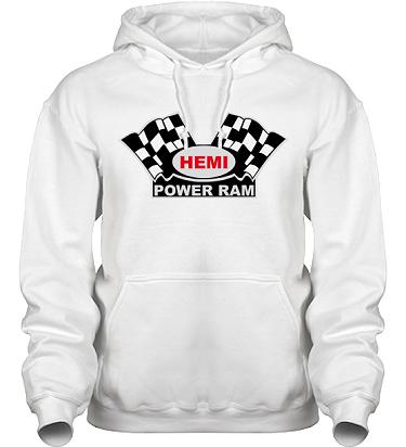 Hood Vapor i kategori Motor: Hemi Power Ram