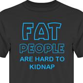 T-shirt, Hoodie i kategori Kropp: Hard to kidnap