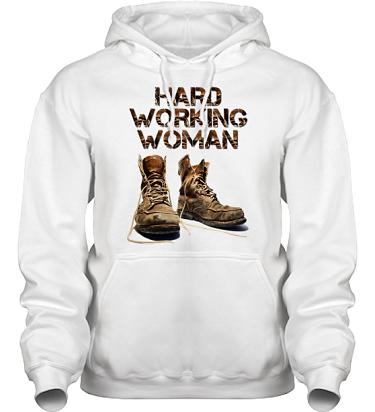 Hood Vapor i kategori Arbete: Hard Working Woman